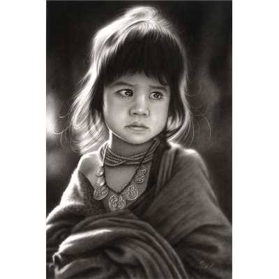 reproduction portrait enfant