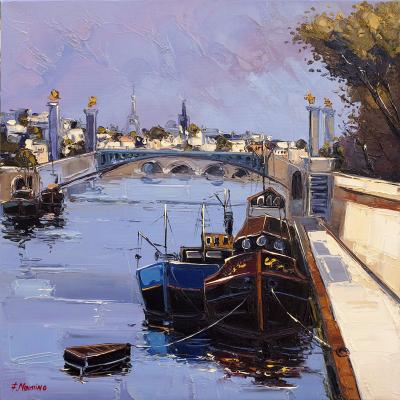 peinture paris fabien novarino