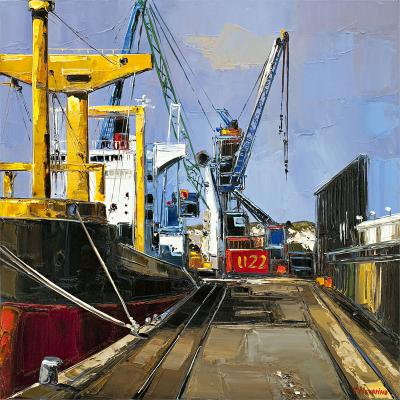 chantier naval U22 La Joliette - fabien novarino